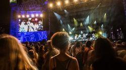 Baisse des revenus au Festival de jazz: la faute aux commerces