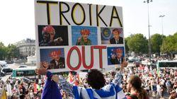 Les Grecs ont choisi la voie de la