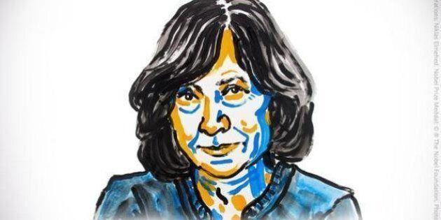 La Bélarusse Svetlana Alexievitch remporte le prix Nobel de