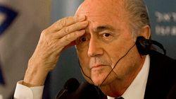 FIFA: Sepp Blatter et Michel Platini suspendus 90
