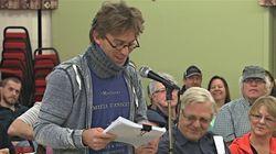 Fred Pellerin dépose sa pétition pour poursuivre les Fêtes du 150e à
