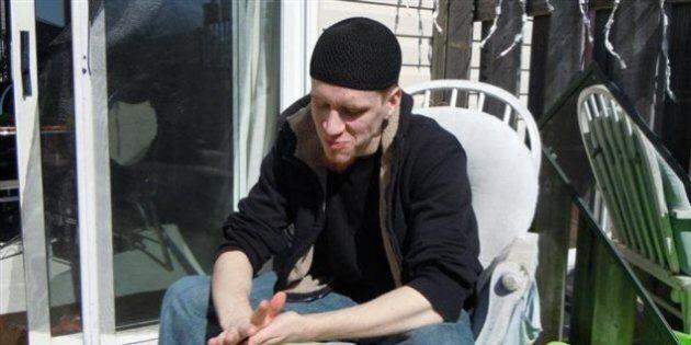 Le sympathisant du groupe armé État islamique Aaron Driver libéré sous strictes