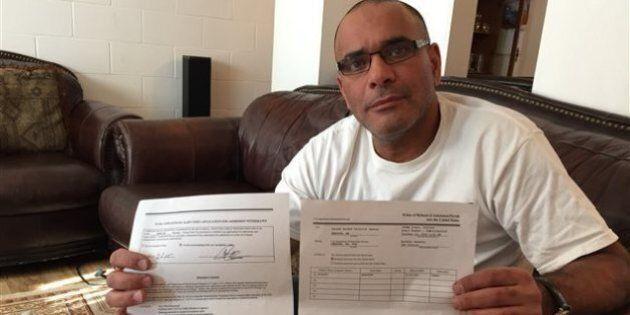 Une famille détenue pendant sept heures à la frontière