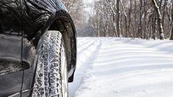 Pneus d'hiver : quand les poser et quand les