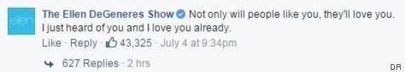 La photo de ce jeune homosexuel sur Facebook a ému des milliers d'internautes (et Hillary