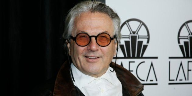 Director George Miller, who is receiving an LAFCA Annual Achievement Award, poses at the 41st Annual...