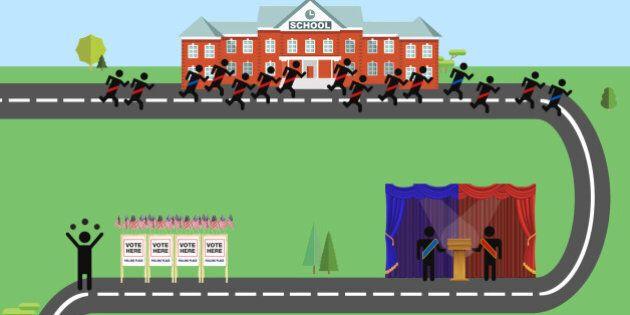 Des primaires à la Maison-Blanche: la course à la présidentielle en une