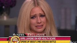 Avril Lavigne fond en larmes en parlant de sa maladie