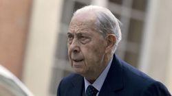 France: l'ex-ministre de l'Intérieur Charles Pasqua est