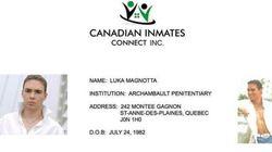 Magnotta à la recherche de son «prince