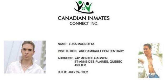 Luka Rocco Magnotta à la recherche de son « prince charmant » derrière les