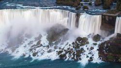 Les chutes Niagara pourraient être