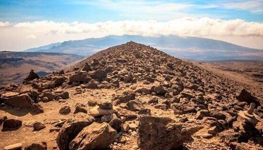 De quoi a l'air le monde du haut de ses plus beaux sommets