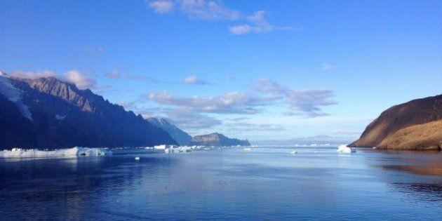 Nunavut: l'Arctique poétique