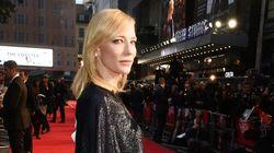 Deux films, une récompense: Cate Blanchett, grande star du Festival de