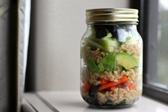 7 idées pour le lunch qui vont vous rassasier pour toute la