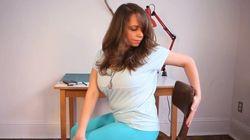 5 postures de yoga pour prévenir la fatigue au bureau