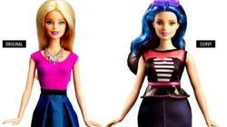 Je voulais ressembler aux Barbies, c'est elles qui se sont mises à me