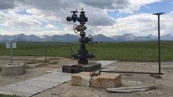 Alberta: de plus en plus de puits