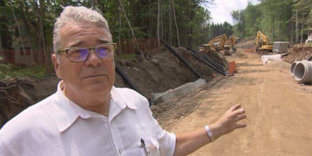 Dynamitage raté à Stoneham: le maire Miller veut des
