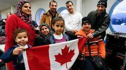 L'accueil massif de réfugiés au Canada inquiète à Washington