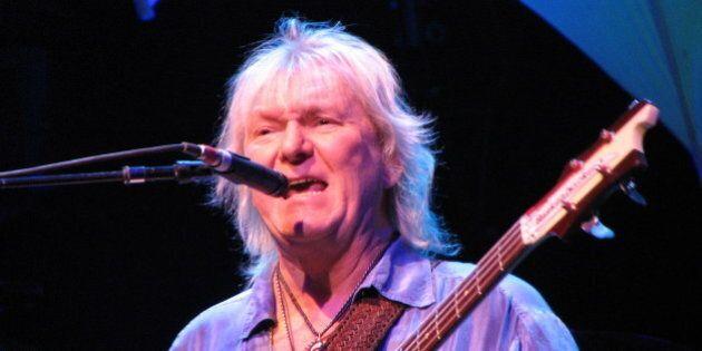 Décès de Chris Squire, bassiste du groupe