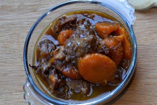 Vite fait, bien fait: boeuf aux carottes et aux