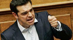 Grèce: le Parlement approuve le référendum de Tsipras