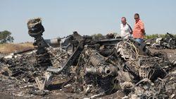 Le vol MH17 abattu par un missile, selon les enquêteurs