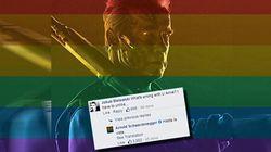 Arnold Schwarzenegger a répondu de la meilleure façon à l'un de ses fans opposé au mariage