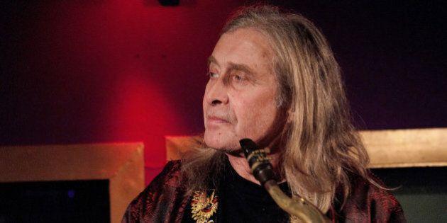 Steve MacKay performs at La Machine du Moulin Rouge on December 17, 2010 in Paris, France. (Photo by...
