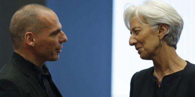 Grèce: le FMI va «continuer à travailler» pour restaurer la stabilité