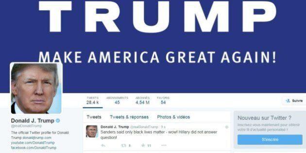 États-Unis: Donald Trump commente, baille et ricane pendant le débat des