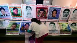 Mexique: les restes humains des 43 étudiants disparus
