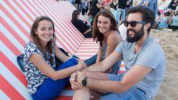 Styles de soirée: l'ouverture estivale et mode du Village au Pied-du-Courant