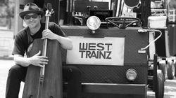 FestivalJazz2015: «West Trainz»et ses passagers de rue