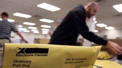 Élections Canada s'excuse pour la longue attente