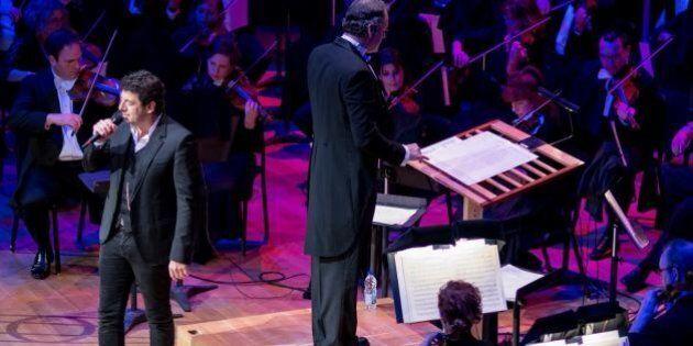 Patrick Bruel en version orchestrale à la Maison