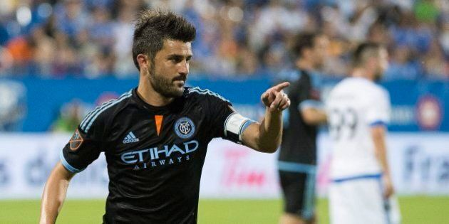Le New York City FC défait l'Impact