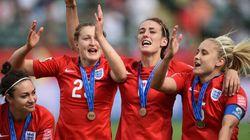 L'Angleterre décroche le bronze à la Coupe du