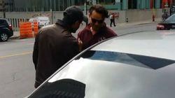 UberX remercie un chauffeur impliqué dans une