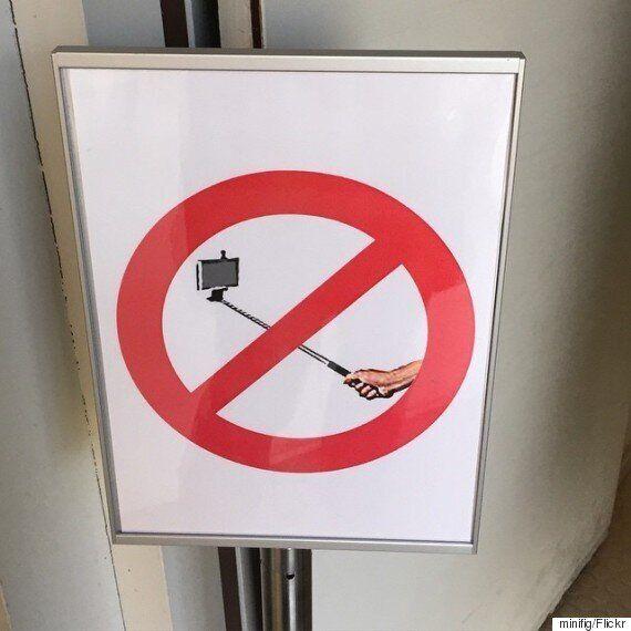 Disney interdit les perches à selfie dans ses parcs