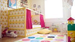 Modifiez ces meubles Ikea et créez de superbes lits pour enfants