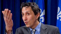 Des Québécois manifestent pour appeler la Grèce à dire