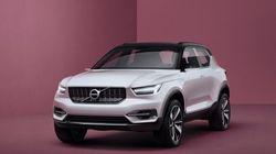 Volvo dévoile sa nouvelle Série 40