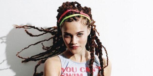 Le magazine Teen Vogue dans l'eau chaude après un reportage sur les coiffures