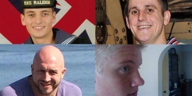 Marins britanniques accusés de viol collectif : l'agression a été photographiée, selon la présumée