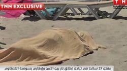 Carnage dans un hôtel en Tunisie: 38 morts