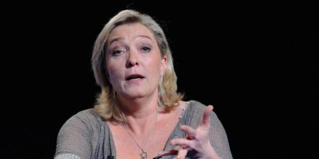 Attentat en Isère: Marine Le Pen veut placer sous surveillance