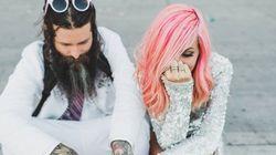 10 mariées qui vous donneront envie d'oser les cheveux roses